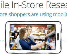 How Mobile Is Transforming the in Store Shopping Experience