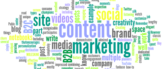 Content Marketing: Get Ideas from Your Social Networks